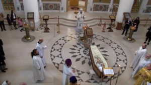 Funérailles Père Barsanuphe 1